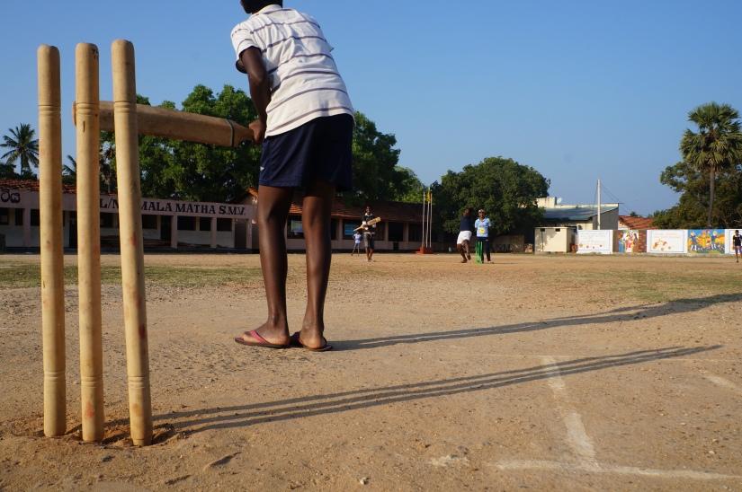 O Bétis Melhorado - Melhor ângulo de um jogo de Críqueti